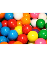 BUBBLE KING 16mm or 0.62 inch ASSORTED GUMBALLS-1LB (210 COUNT) - $13.70