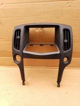 09-20 Nissan 370Z Z34 Radio Dash Bezel Trim For Navigation Display image 1