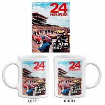 1967 24 Hours of Le Mans Race - Promotional Advertising Mug - $23.99+