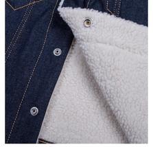 New Levi's Men's Premium Button Up Sherpa Fleece Lined Multi Pocket Denim Vest image 12
