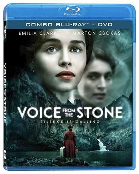 Voice from the Stone [Blu-ray+DVD] (2017) New