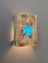 Retro lampshade rustic lighting indoor lights art deco lamp candelabra 0... - $169.00