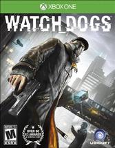 WATCH DOGS  - Xbox One - (Brand New) - $31.11