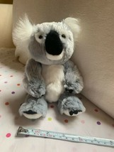 GANZ Webkinz KOALA Bear Plush Super Soft HM113 no code Used & in Nice Co... - $2.99