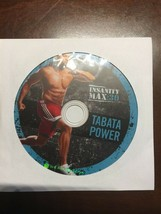 BEACHBODY INSANITY MAX 30 REPLACEMENT DISC DVD TABATA POWER - $14.46