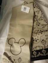 Disney Parks Mickey Icons Kitchen Towel Set of 2 New With Tags - $16.26