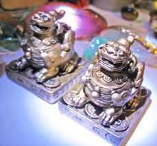 Haunted PI YAO XIU ASIAN WINGED LIONS TRANSFORM FORTUNE MAGICK  WITCH Cassia4  - $77.77