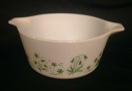 Pyrex 1961 Bride's Promo Cinderella #475 B 2.5 QT Quart Casserole Dish Bowl - $25.21