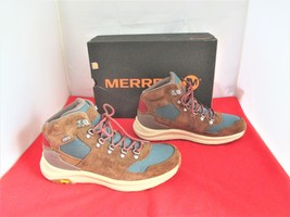Merrell Women's Ontario 85 Mid Waterproof Lace-Up Booties - $140 US Size 11 M - $89.99