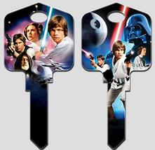 Star Wars Key Blanks (Kwikset-KW, A New Hope) - $9.79
