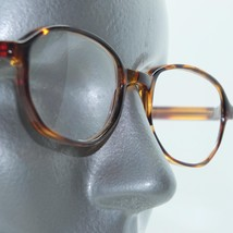 Reading Glasses Tortoise Polished Octagon Vintage Style +3.00 Lens Strength - $16.00