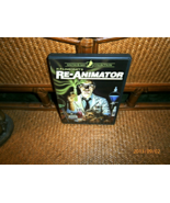 RE-ANIMATOR DVD 2 DISC VINTAGE HORROR RELEASE STORY SEXY BARABRA CRAMPTO... - $3.99