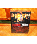 CRIMINAL MINDS COMPLETE  1ST SEASON 6 DVD BOXED WITH CAST PICTURES - $8.99