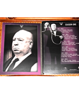 ALFRED HITCHCOCK PRESENTS SEASON 1 DVD SERIES 3 DUAL DVD 39 EPISODES IN BOX - $12.99