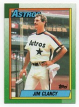 1990 TOPPS #648 JIM CLANCY - ASTROS - NM-MT - $1.25
