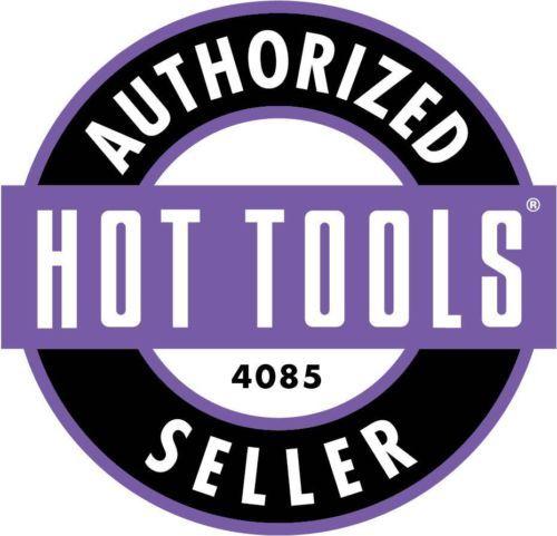 "Hot Tools Professional 1""  Hot Brush Hair Styler Silicone Ceramic Barrel 1146"