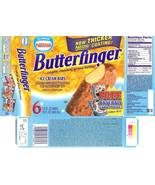 nestle ice cream box baseball card barry bonds s f giants butterfinger r... - $39.99