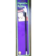 Cigarette Holder 12 inch Black Plastic Really Works!!! - $6.00