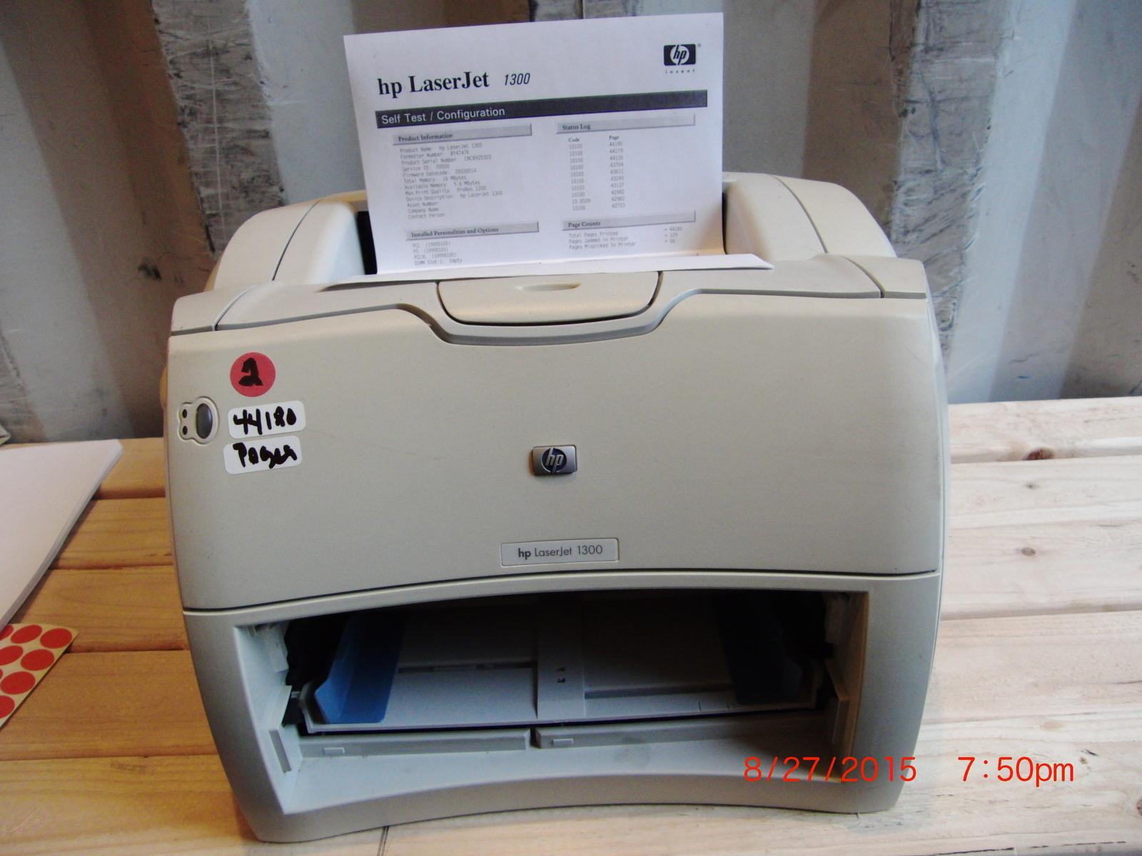 hp laserjet 1300 workgroup printer printers. Black Bedroom Furniture Sets. Home Design Ideas