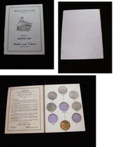 Wildwood Elks Lodge #411 Canada Annual Klondike Days Meals & Tokens 1965... - $36.99