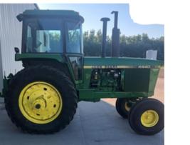 1979 JOHN DEERE 4440 For Sale In Clear Lake, Iowa 50428 image 2