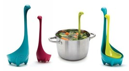 Home Kitchen Funky Design Bar Set Gifts Colander Spoon & Ladle Loch Ness... - $36.25+