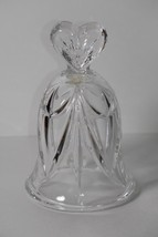Marquis by Waterford Sweet Memories Collection Crystal Bell - $14.24