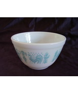 Vintage Pyrex Ovenware Butterprint Mixing Bowl 401 1 1/2 pints - $31.00