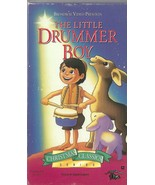 The Little Drummer Boy VHS Animated Christmas C... - $1.99