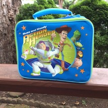 TOY STORY INSULATED LUNCHBOX-INCLUDES A WATER BOTTLE - $14.95