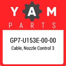 GP7-U153E-00  Yamaha Cable, Nozzle Control 3, New Genuine OEM Part - $241.28