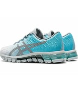 ASICS GEL-QUANTUM 180 4 GS YOUTH SIZE 7.0 ICE MINT NEW RARE COMFORTABLE ... - $119.99