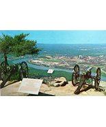 Garrity's Alabama Battery Lookout Mountain TN  (vintage 1970s) postcard - $4.00