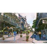 Royal Street  Promenade  (vintage 1970s) postcard - $4.00