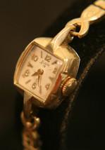Vintage 1950's ladies' gold, American-Made, 19J... - $70.00