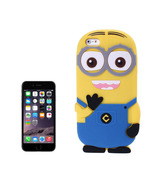 iPhone 6 Despicable Me II Minions Style Silicone Case 3D - $6.45
