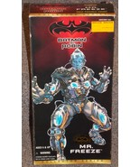 1997 Batman Mr. Freeze 12 inch Collector Series Special Edition Figure NIB - $49.99
