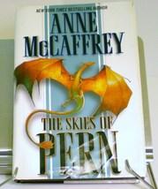 The Skies Of Pern by Anne McCaffrey HC DJ 2001 Dragonriders Series - $4.00
