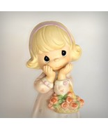 Precious Moments May All Your Days Be Rosy Figu... - $13.99