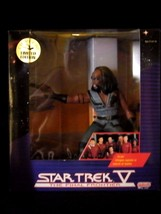 STAR TREK V THE FINAL FRONTIER KLAA ACTION FIGURE 1989 NIB - $69.99
