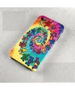 Grateful Dead Flower Pattern 3D Galaxy S4 S5 / HTC / iPhone 4 5 6 Plus Case - $16.49