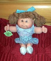Cabbage Patch Kids Mattel Beige Crimped Braids '97 Fashion Outfit Orphan - $14.99
