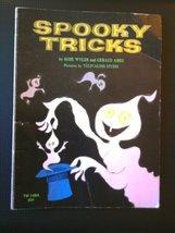 SPOOKY TRICKS [Paperback] WYLER, ROSE & GERALD AMES