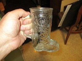 3 Collector Cowboy Boot Mugs 12 ounce Beer Mugs... - $4.84