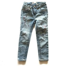 Levi's Kids 710 Super Skinny Jeans Kids Size 4 Regular Light Wash 3-4 Years - $15.97