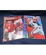 Vtg Gameday  Program 49ers vs Rams & Bills vs Rams 1995 Young  Rice Smith - $18.89