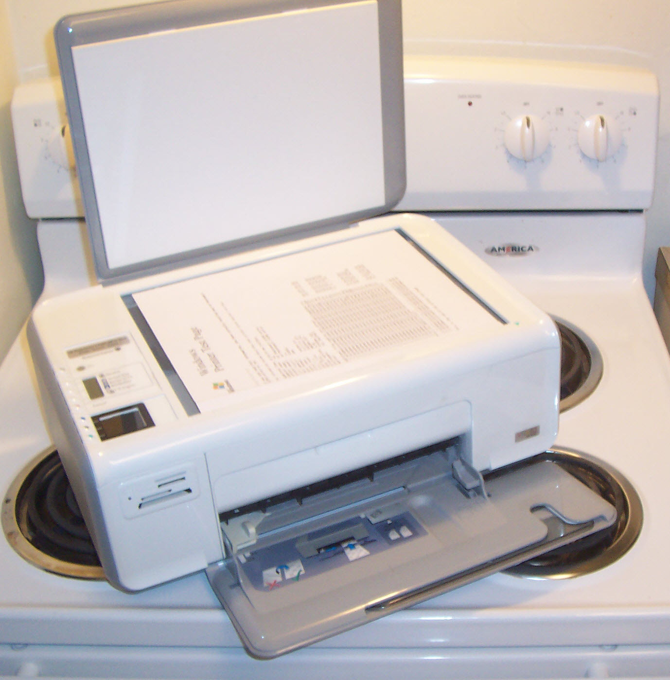 Install Hp Photosmart C4280 All In One