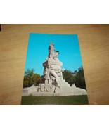 POSTCARD PORTUGAL LISBOA MONUMENT WWI FIRST WORLD WAR DEADS VINTAGE UNUSED - $9.50