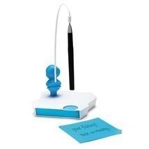 Office Set Boss Desk Décor Designer Gift Funky Memo Station & Stationary... - $39.00