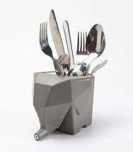 Home Set Décor Kitchen Designer Gift Funky Bar Cutlery Drainer & Sponge ... - $39.00